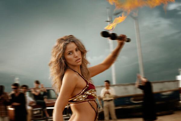 Bild zu Shakira