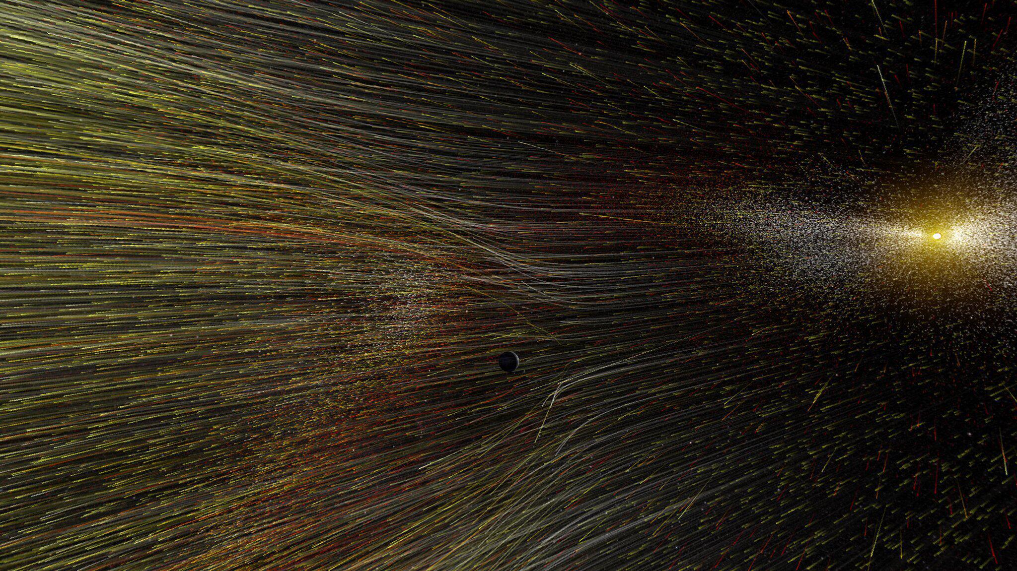 Bild zu Nasa plant zwei neue Missionen zur Untersuchung vonSonnenwinden