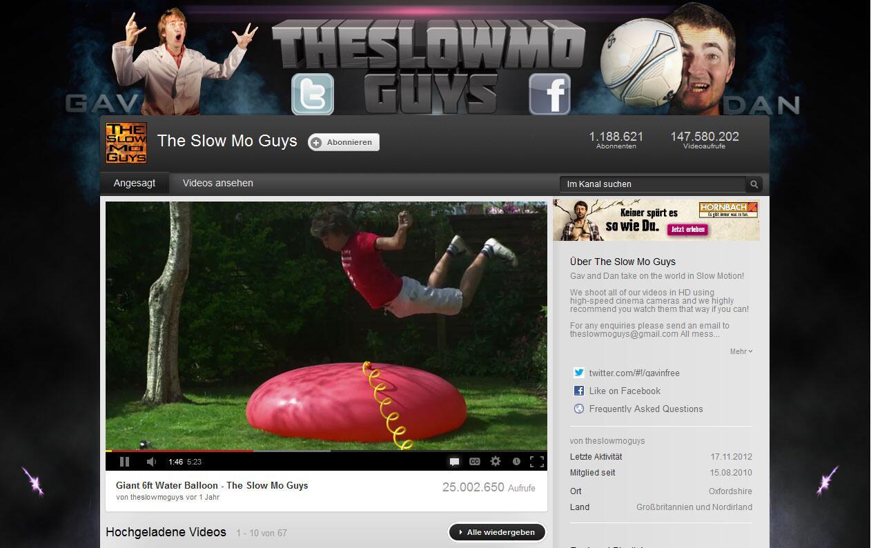 "Bild zu ""Slowmo Guys"""