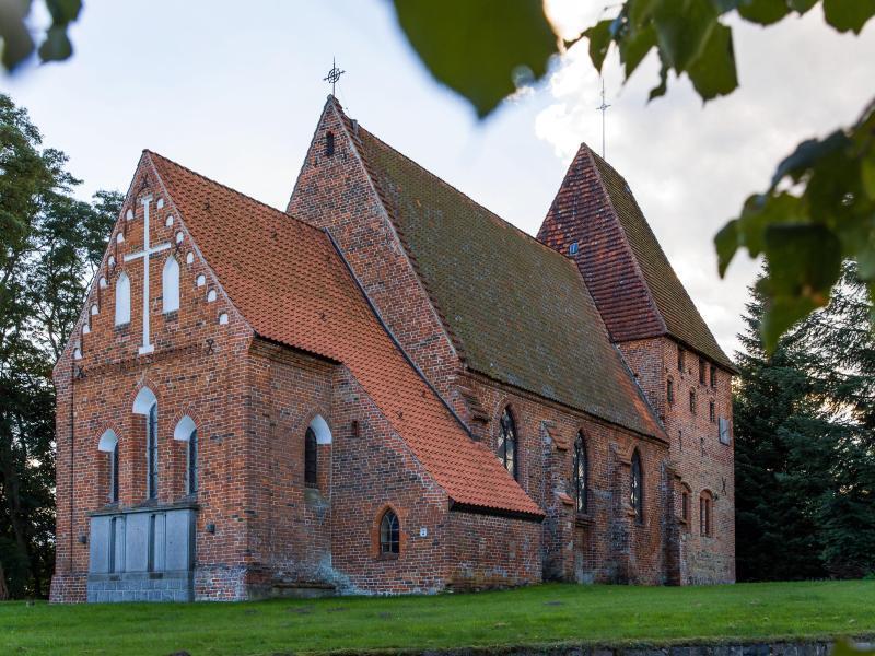 Bild zu Dorfkirche in Herrnburg
