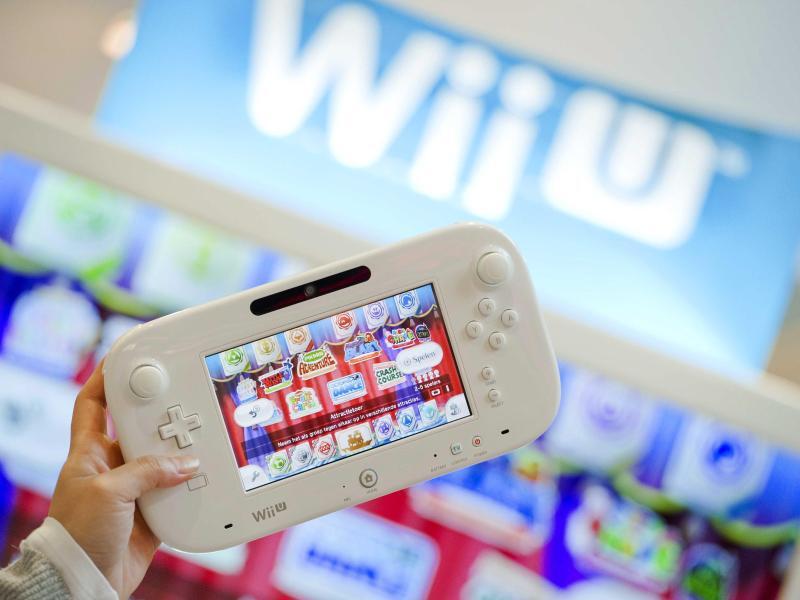 Bild zu Nintendo Wii U