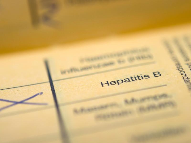 Bild zu Hepatitis-Impfung