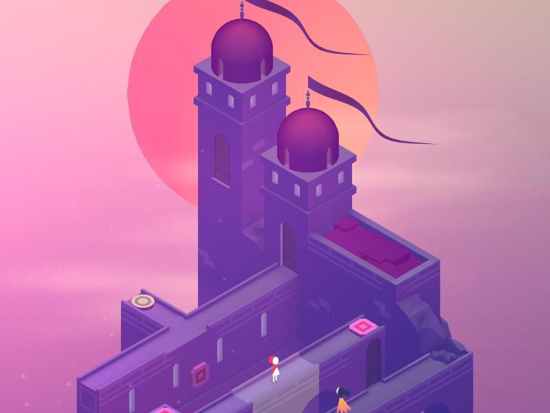 Bild zu «Monument Valley»