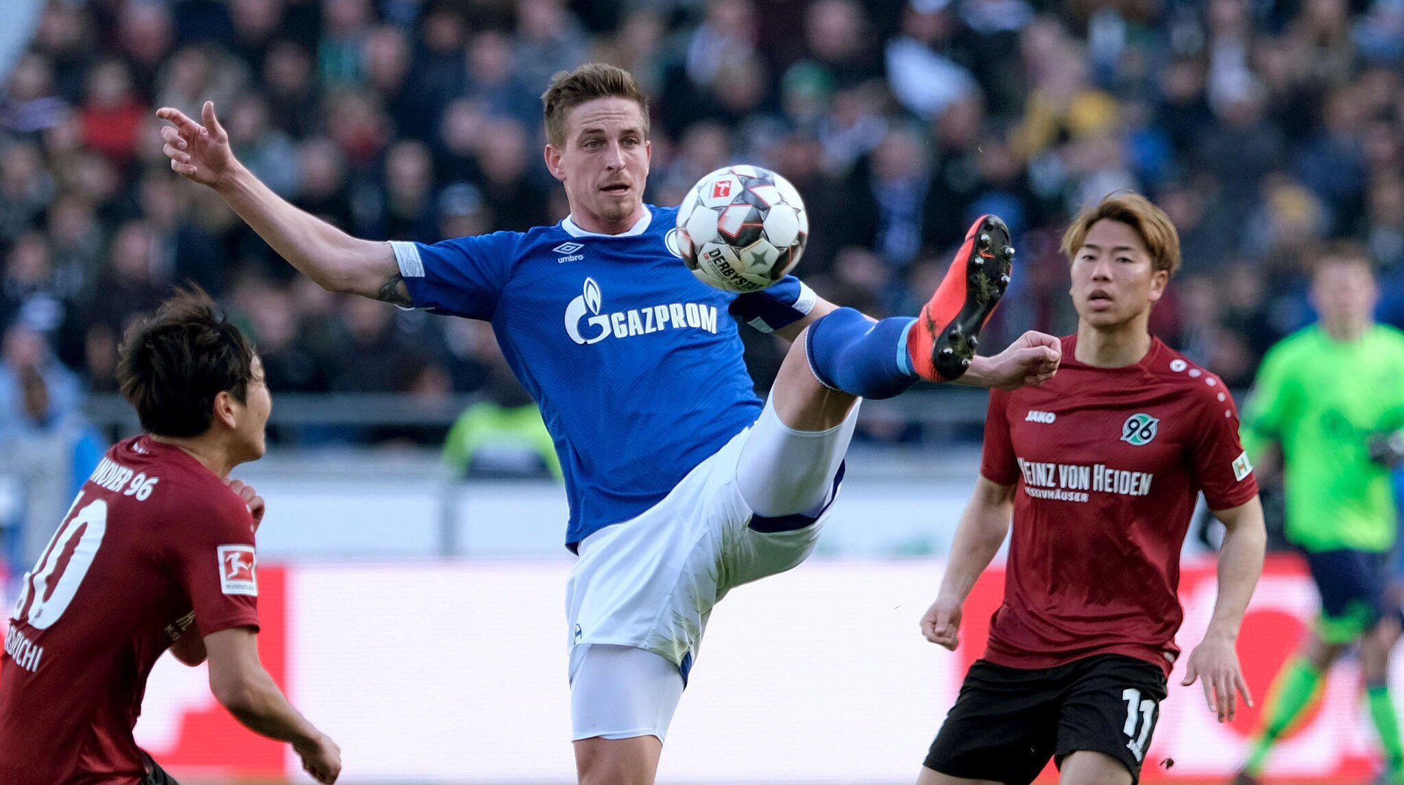 Bild zu Hannover 96 - FC Schalke 04