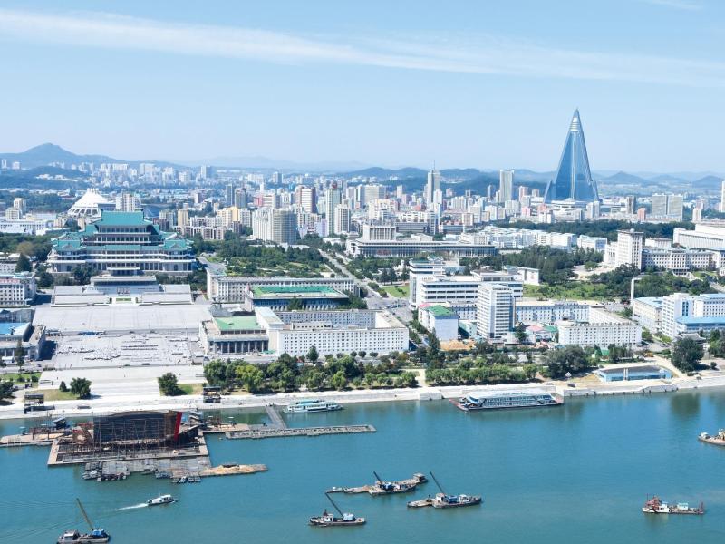 Bild zu Hafen von Pjöngjang