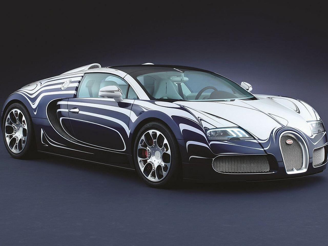 Bild zu In Zusammenarbeit mit einer Porzellan-Manufaktur entstand der Veyron L'Or Blanc