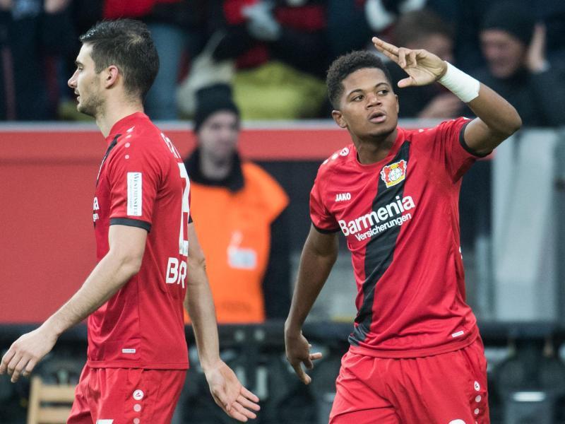 Bild zu Bayer Leverkusen - FSV Mainz 05