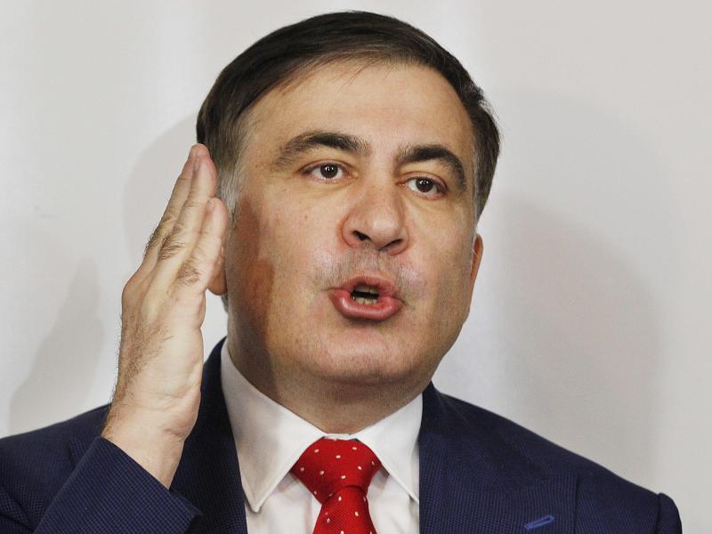Bild zu Ex-Präsident Georgiens