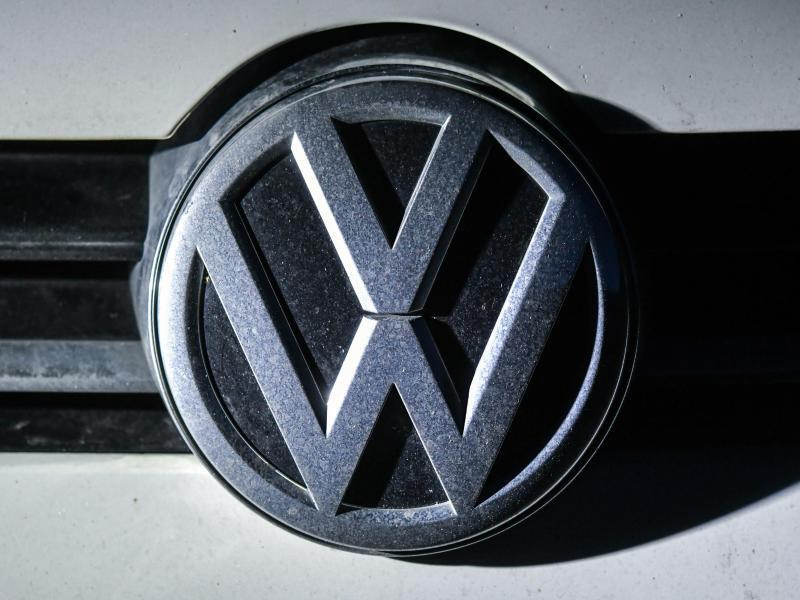 Bild zu Volkswagen-Emblem