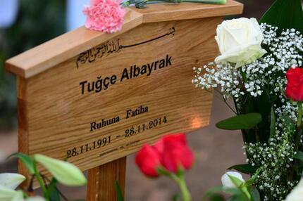 Abschied von Tugce