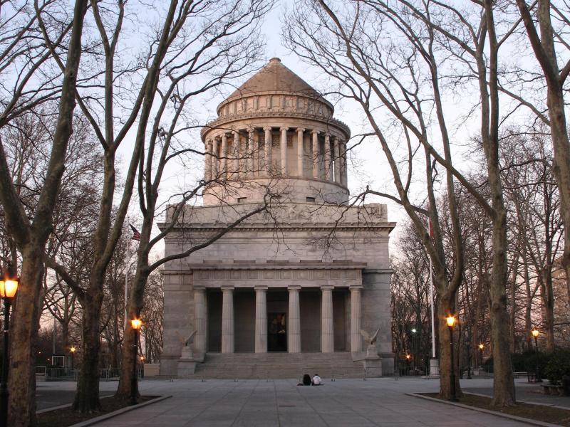 Bild zu Das Mausoleum von Ulysses S. Grant
