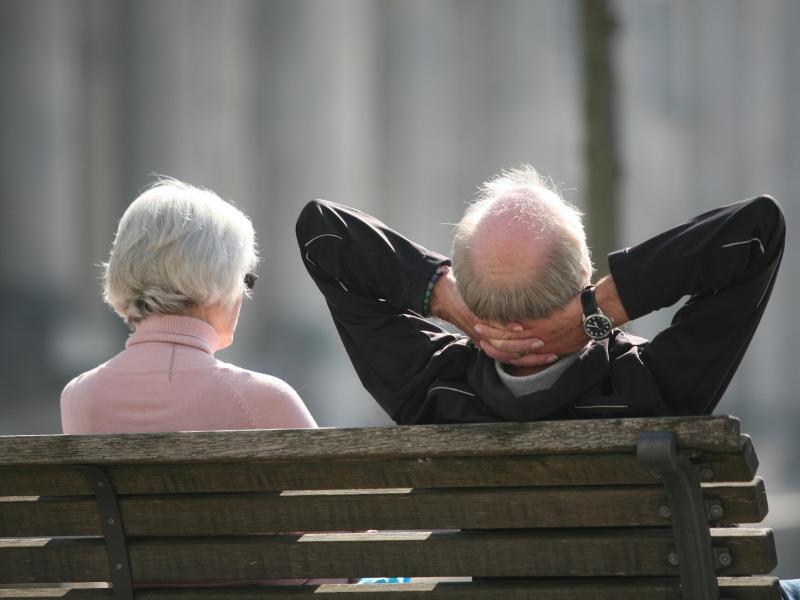 Bild zu Rentnerpaar