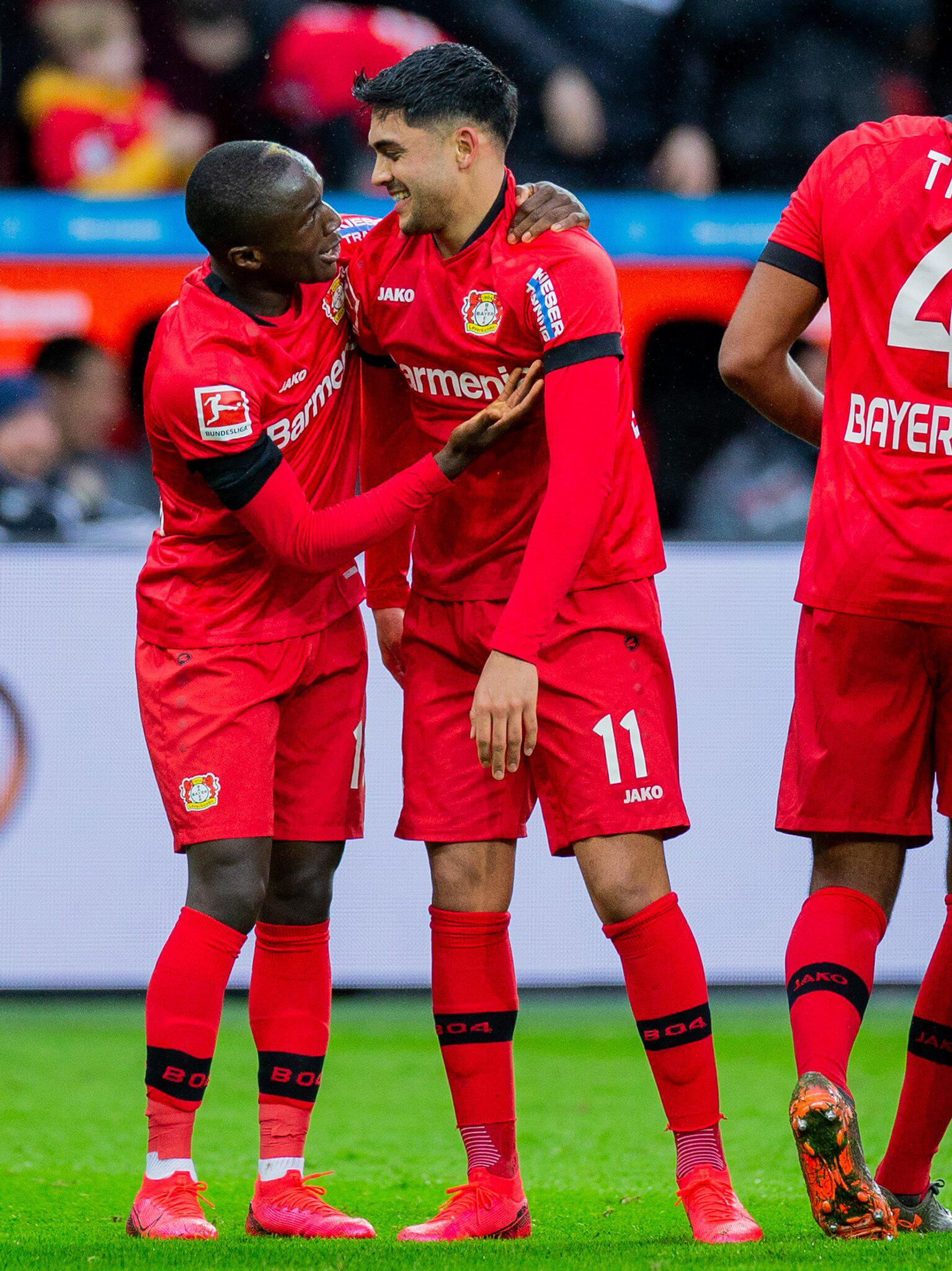 Bild zu Bayer Leverkusen - FC Augsburg
