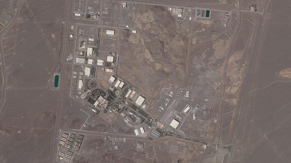 Atomprogramm des Iran