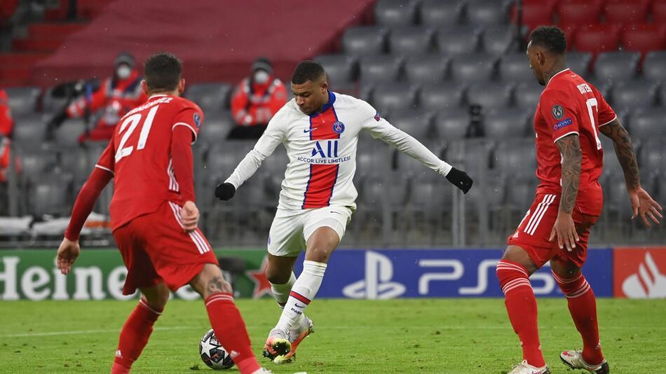 FC Bayern München - Paris Saint-Germain