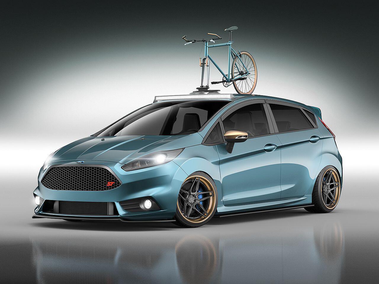 Bild zu Ford Fiesta ST von Cinemotive Media
