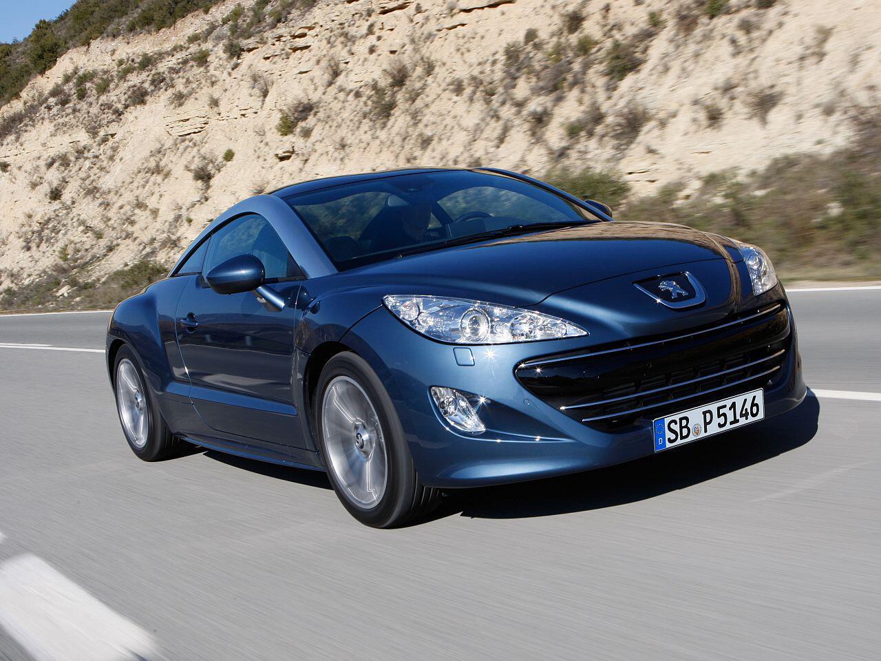 Bild zu Peugeot RCZ