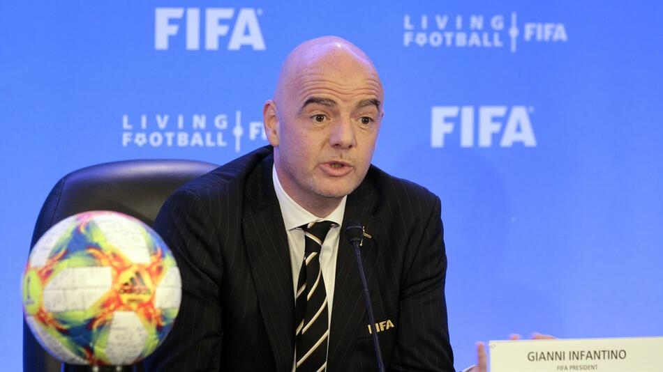 FIFA-Council-Sitzung in Miami