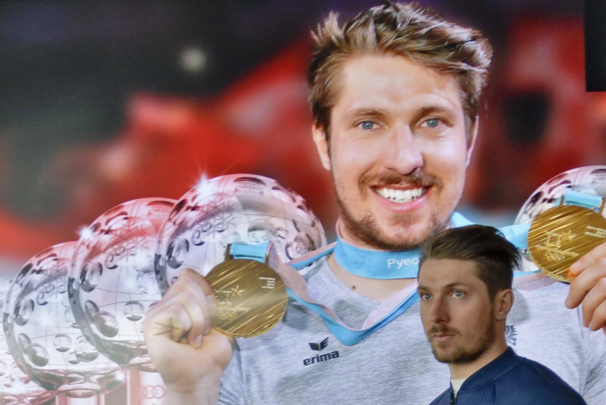 Bild zu Olympiasieger Marcel Hirscher