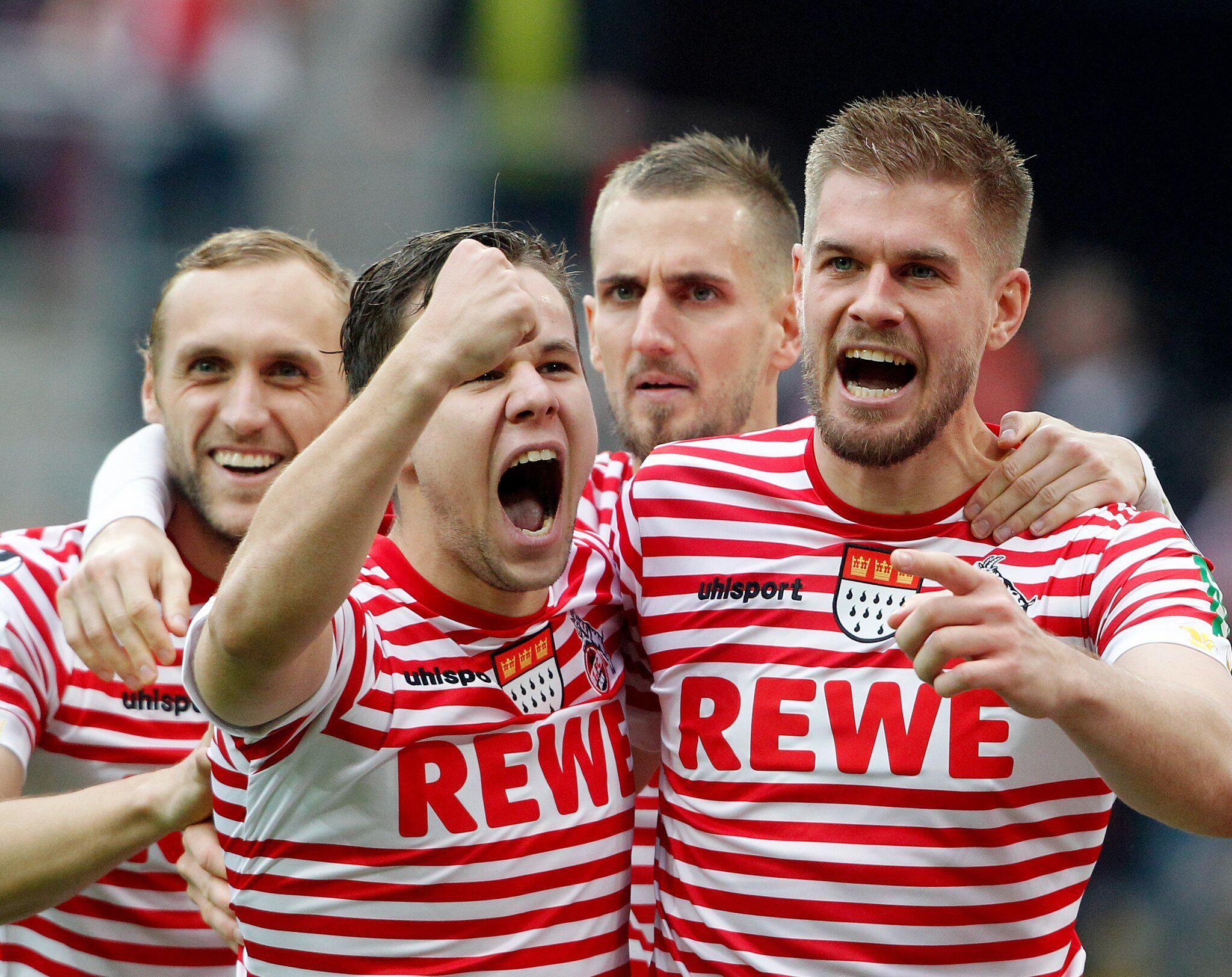 Bild zu 1. FC Cologne - Dynamo Dresden