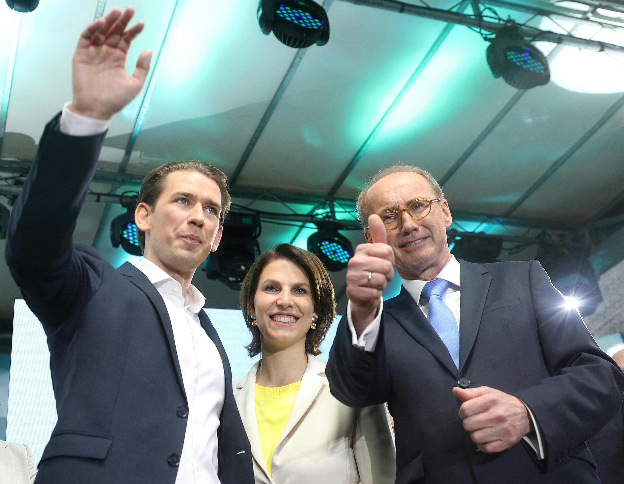 Bild zu Europawahl - Österreich