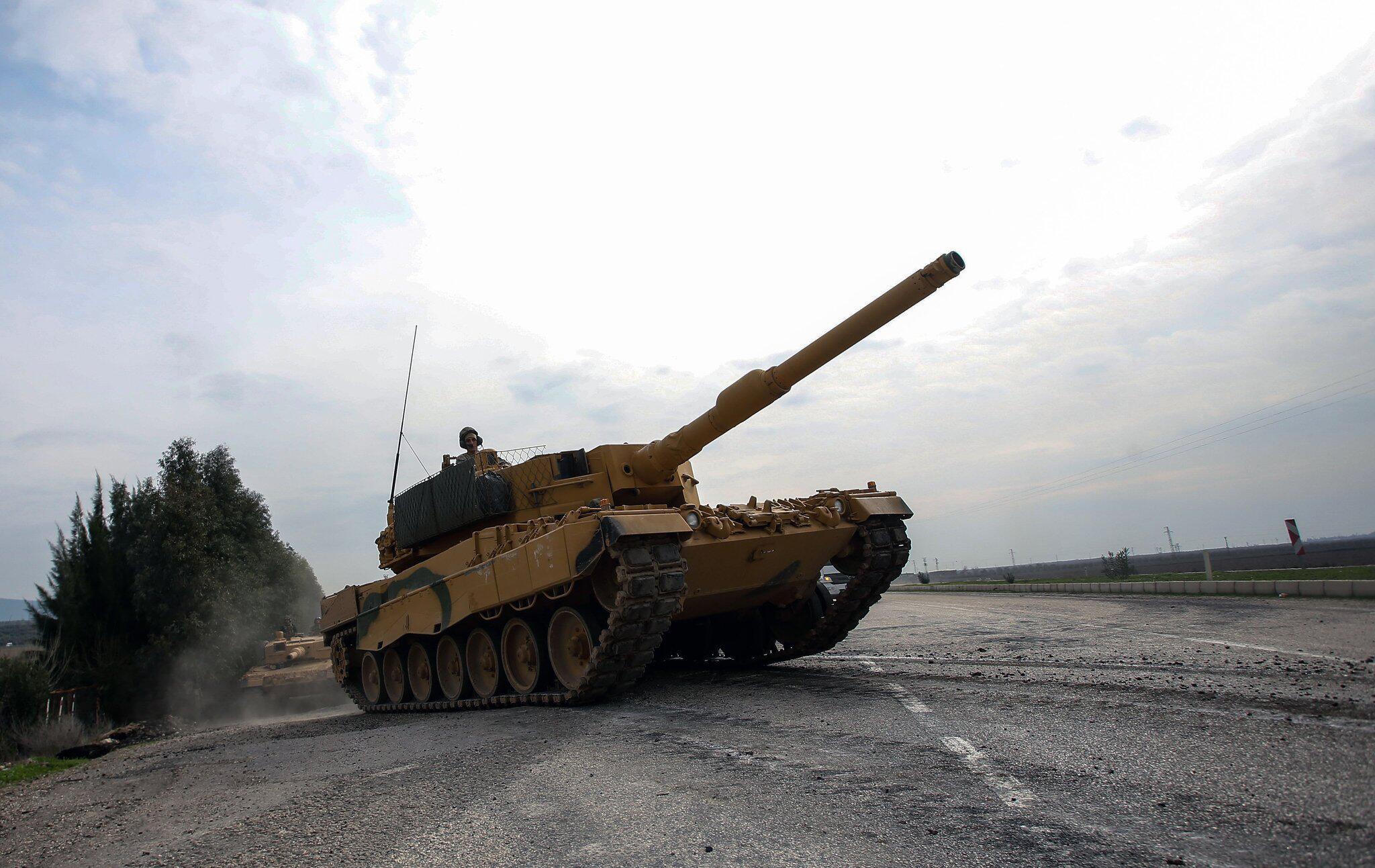Bild zu Panzer Leopard 2 A4