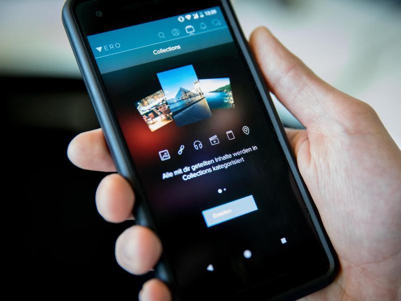 Bild zu Neue App «Vero»