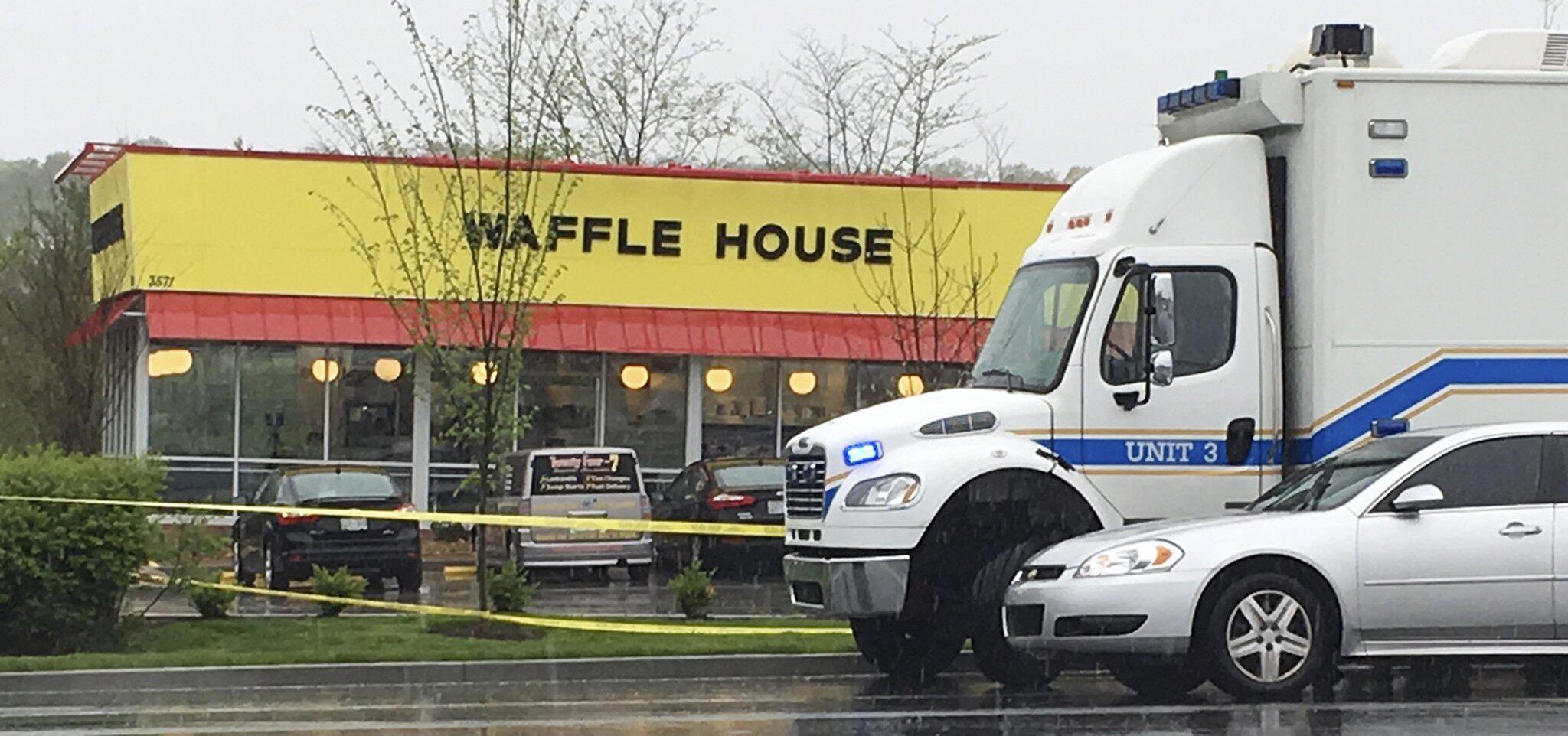 Bild zu Vier Tote bei Schüssen in Nashville