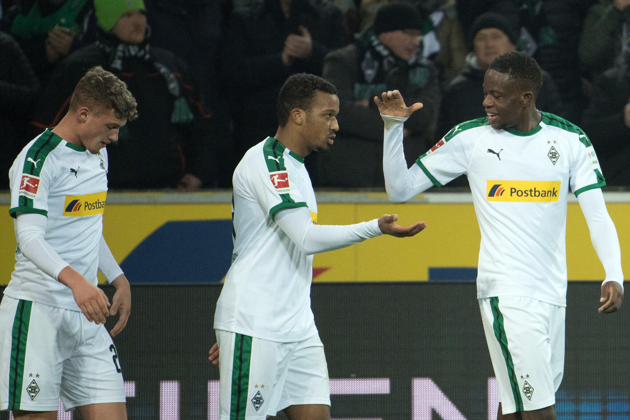 Bild zu Borussia Mönchengladbach - 1st FC Nuremberg