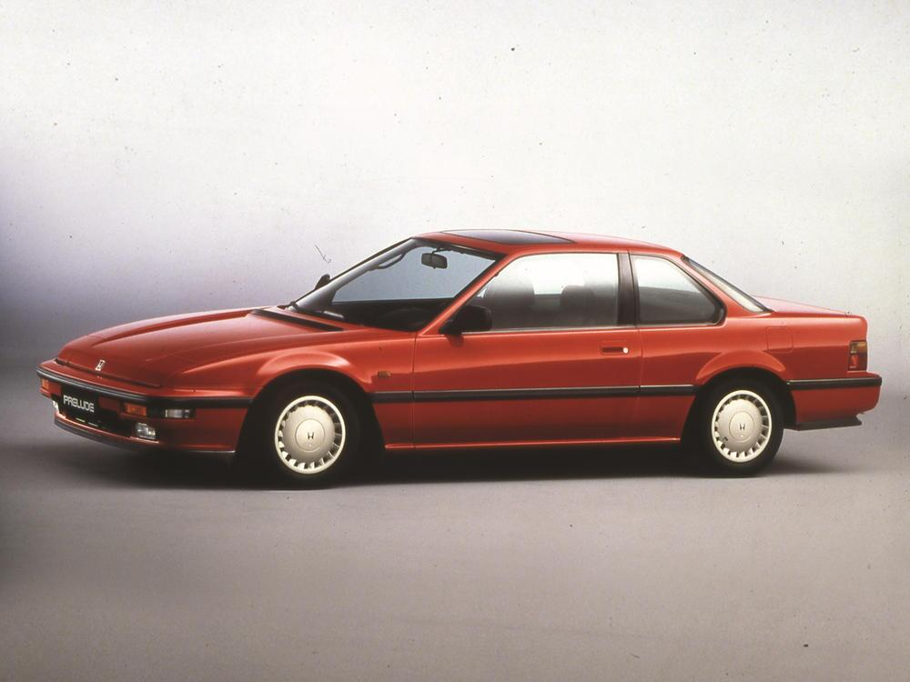 Bild zu Honda Prelude