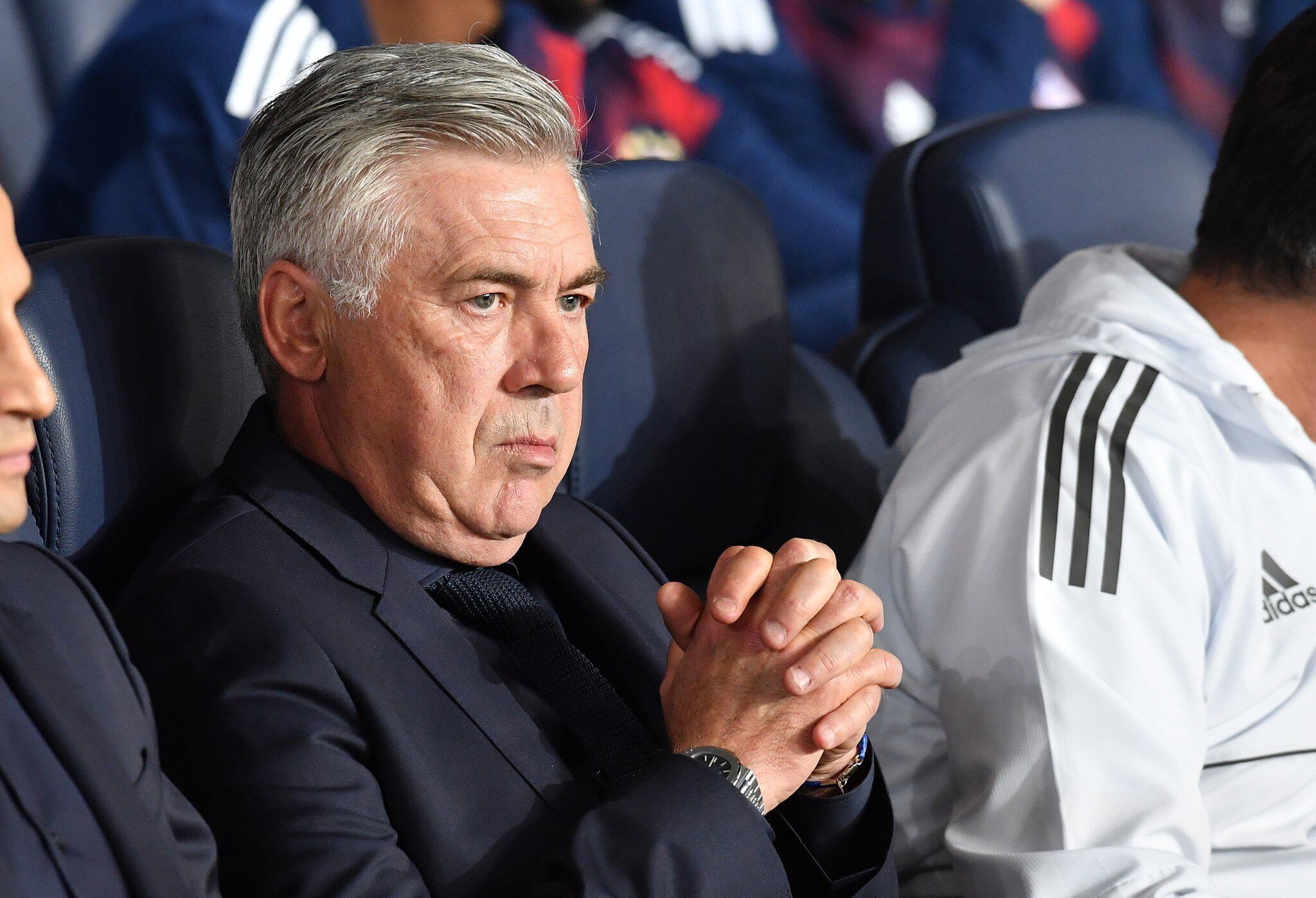 Bild zu Carlo Ancelotti, SSC Neapel, Trainer, Serie A