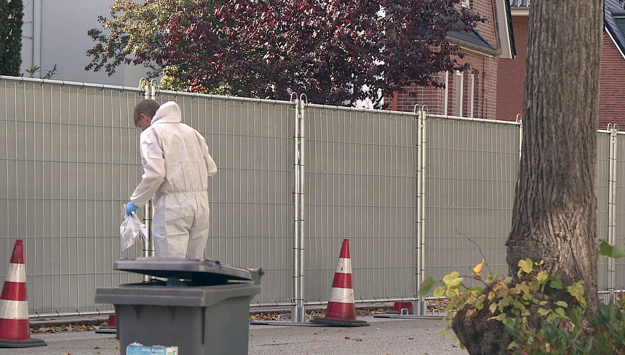 Bild zu Obdachloser bei Polizei-Einsatz in Bad Oldesloe erschossen