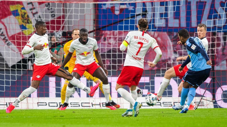 Germany Bundesliga - RB Leipzig vs Borussia Moenchengladbach