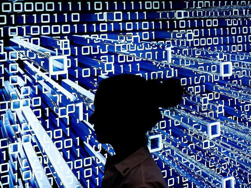 Bild zu Datenstrom