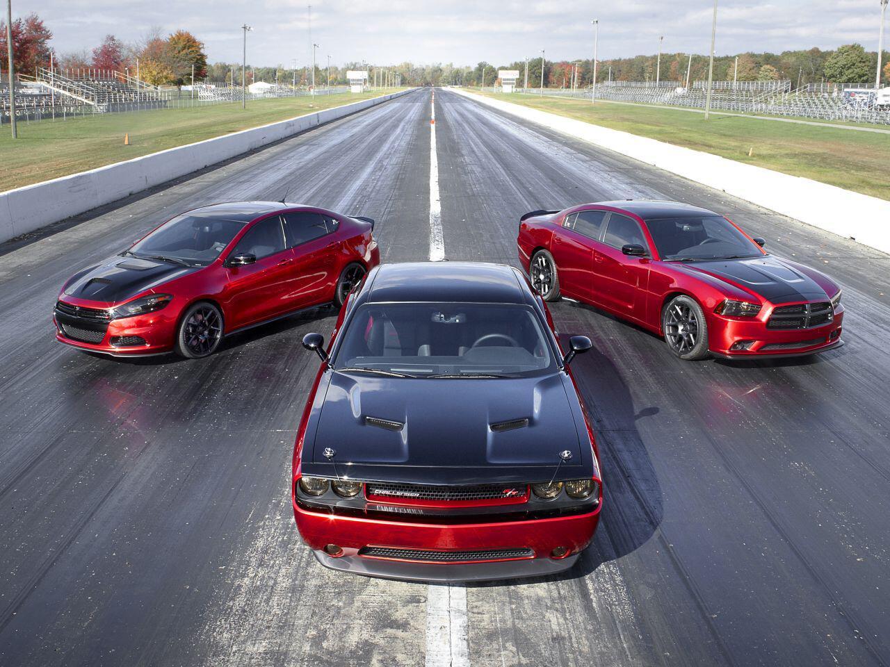 Bild zu Dodge Challanger von Mopar: Mehr Muskeln für das Muscle Car