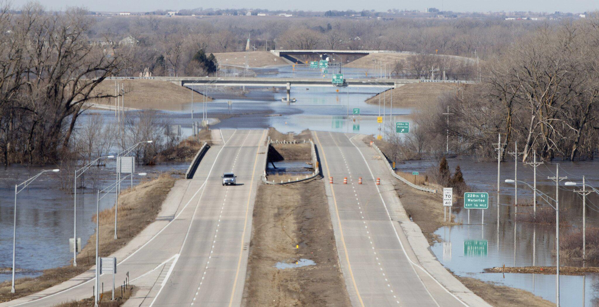 Bild zu Überschwemmungen in den USA