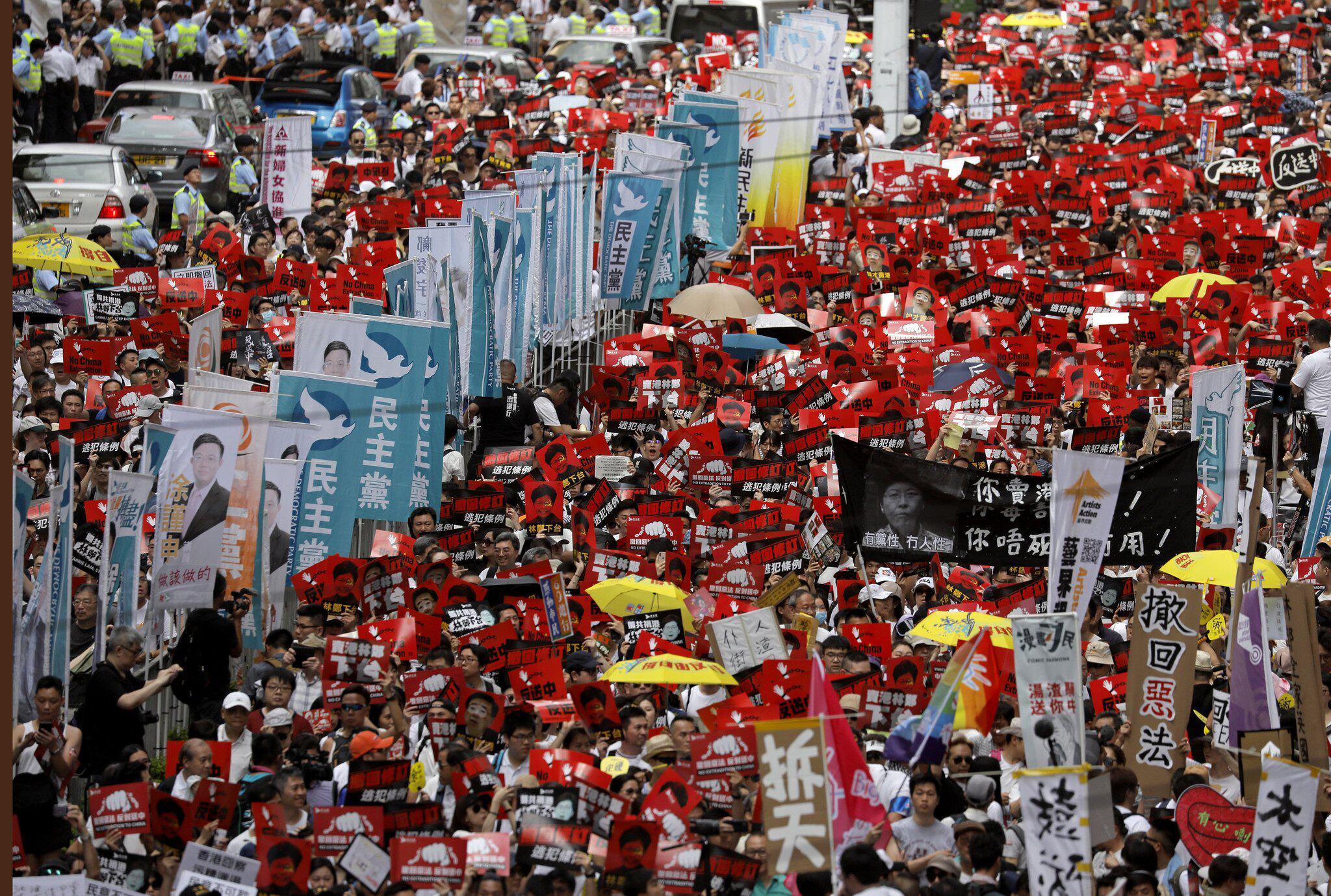 Bild zu Hongkonger Auslieferungsgesetz