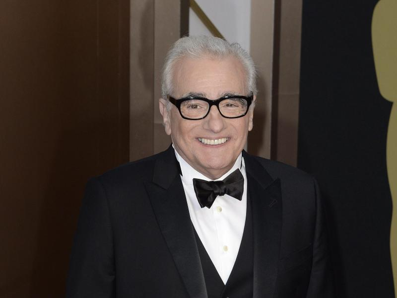 Bild zu Martin Scorsese