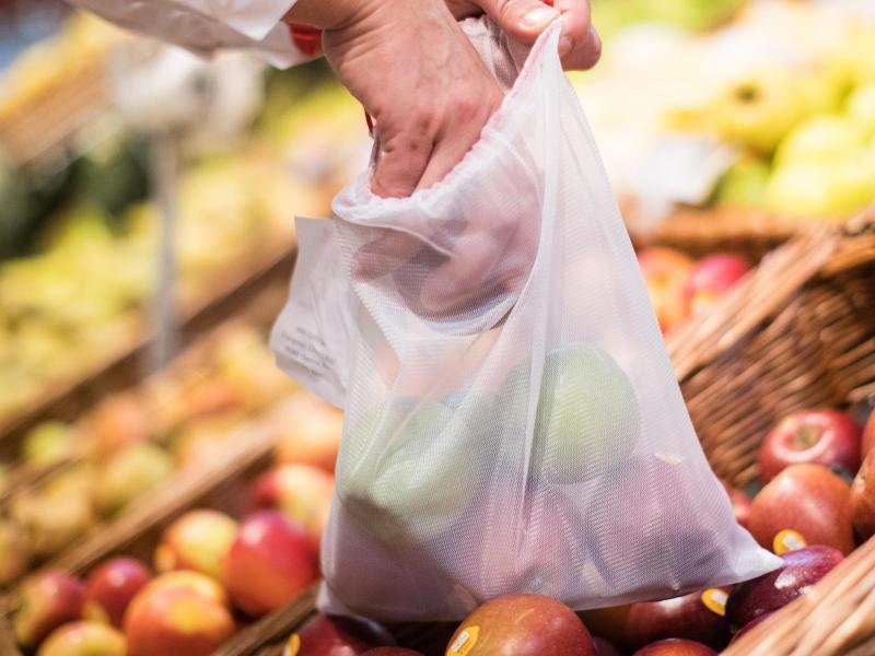 Bild zu Obst im Supermarkt