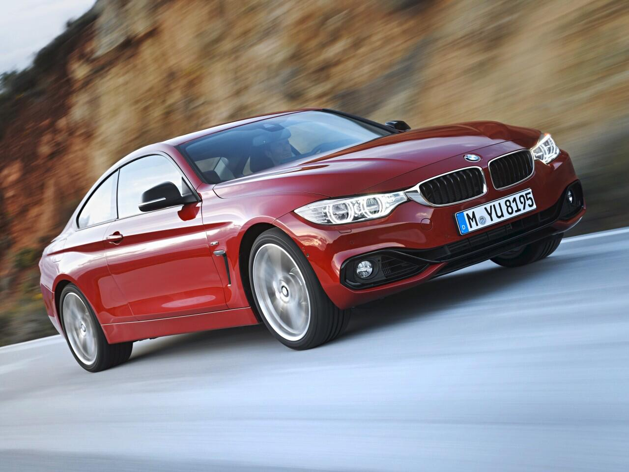Bild zu BMW 4er Coupé