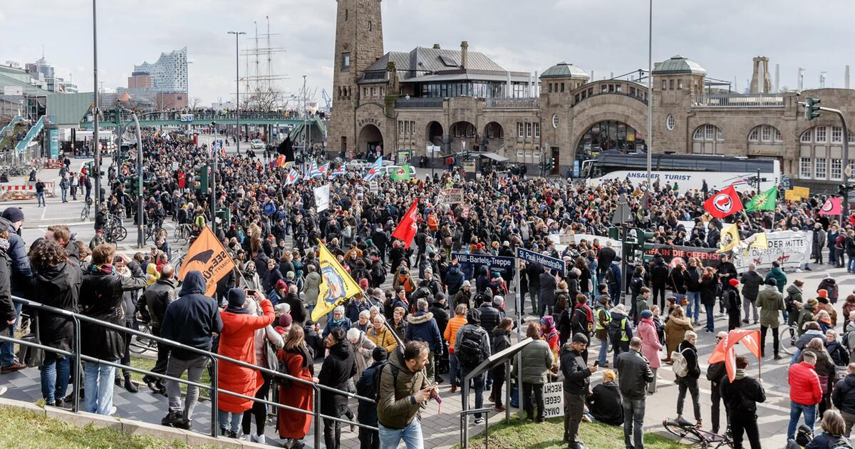 Flüchtlinge Hamburg