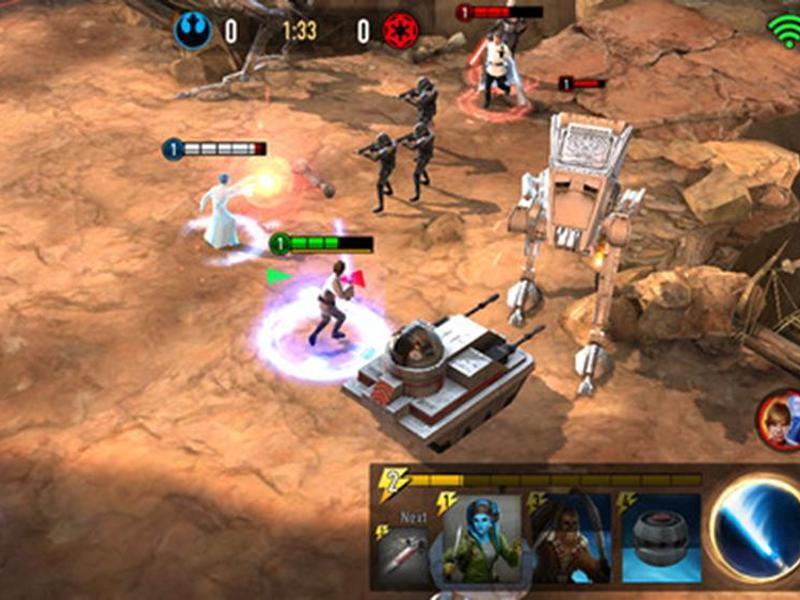 Bild zu «Star Wars: Force Arena»