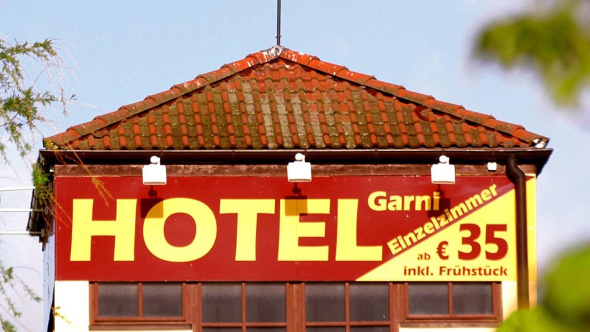 Bild zu Hotel Garnis bieten nur Frühstück an.