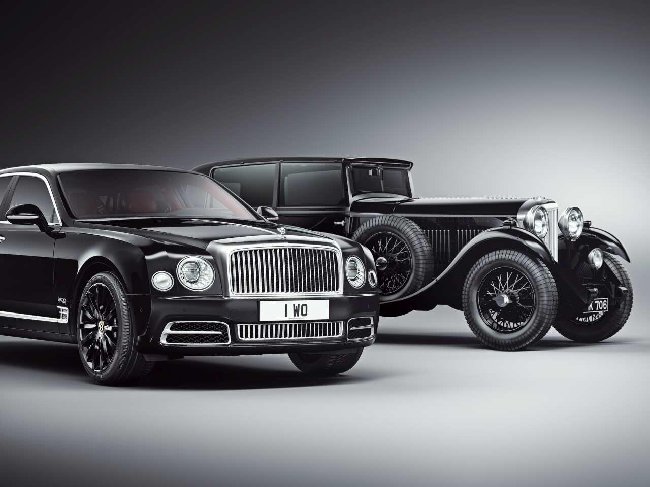 Bild zu Bentley Mulsanne W.O. by Mulliner