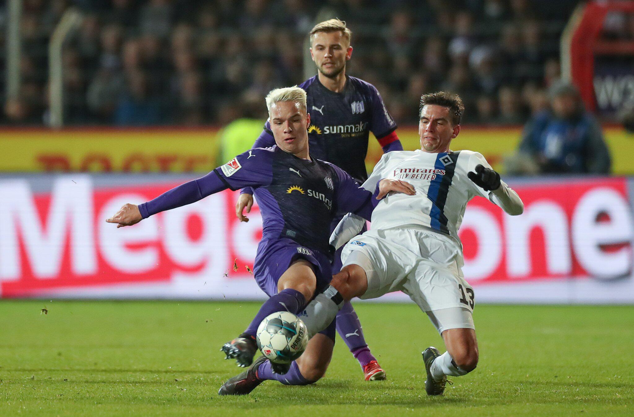 Bild zu VfL Osnabrück - Hamburger SV