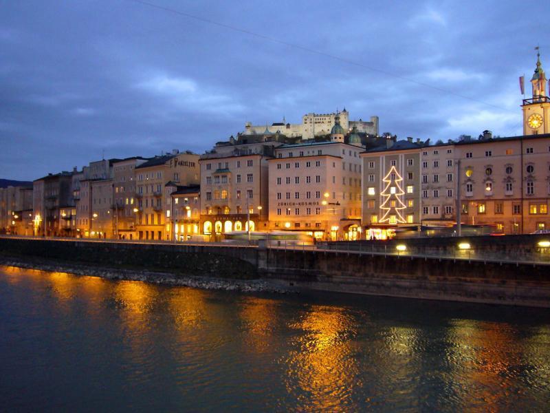 Bild zu Altstadt von Salzburg