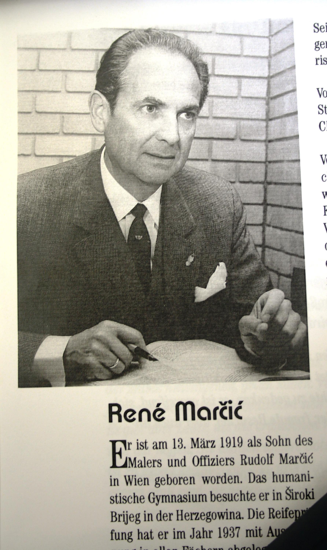 Bild zu René Marcic