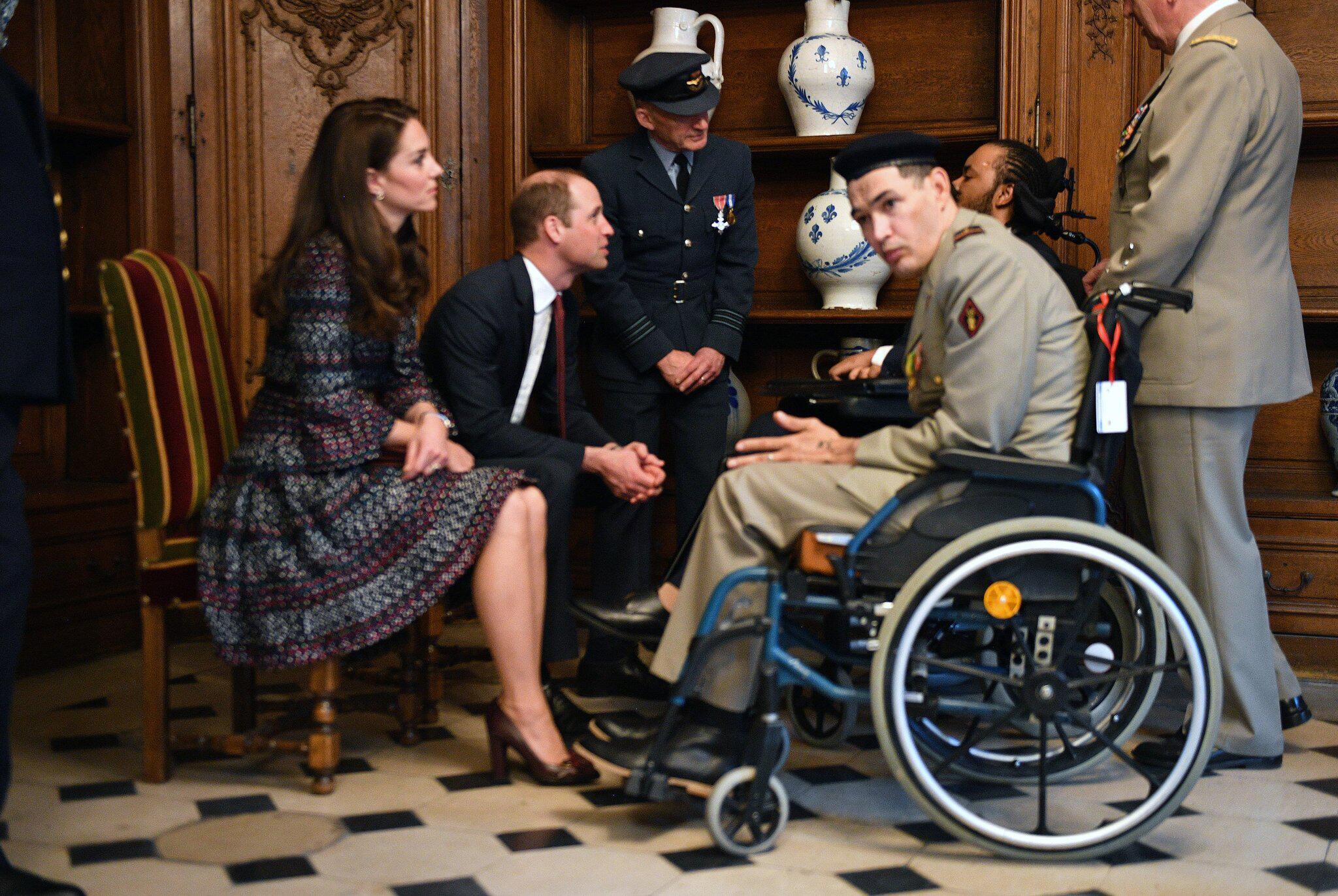 Bild zu Britische Royals in Frankreich
