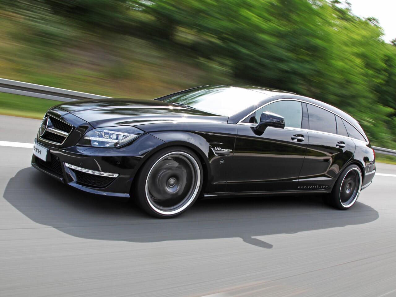 Bild zu Mercedes CLS 63 AMG von Väth