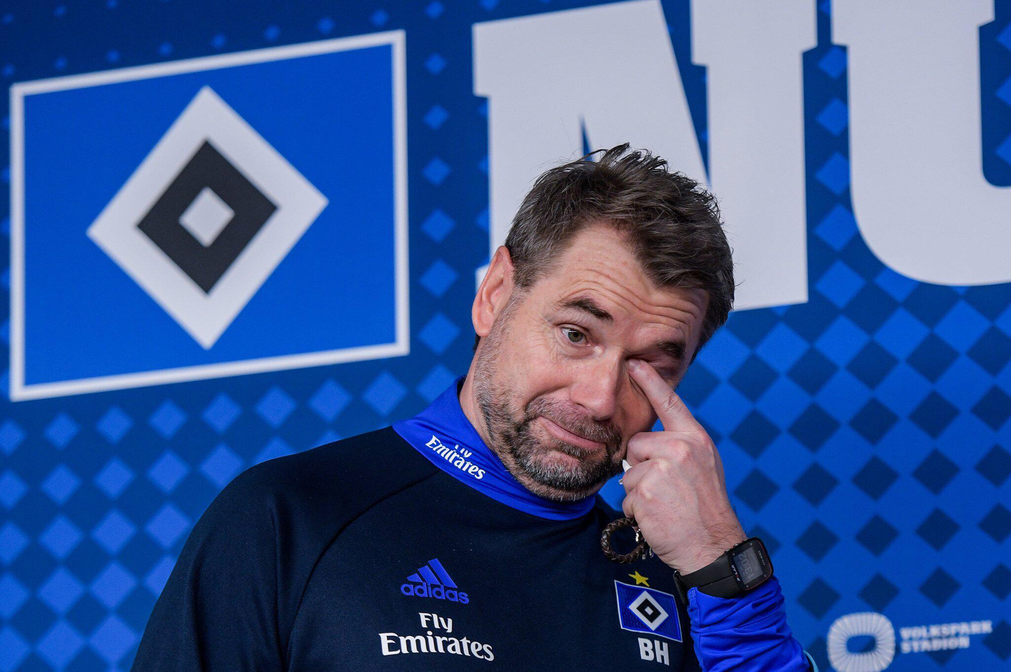 Bild zu Soccer: Bundesliga - HSV